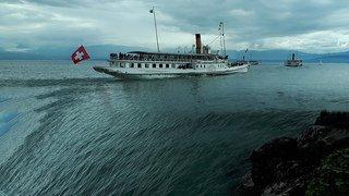 Rolle: quand un navire échappe de peu à la chute