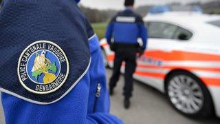 Fourgon braqué à Chavornay en 2018: 3 Suisses arrêtés