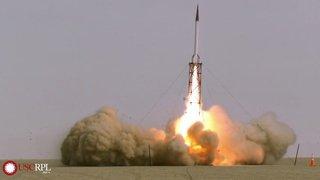 Une fusée réalisée par des étudiants atteint l'espace