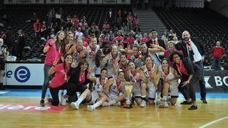 Le Nyon Basket Féminin double son bonheur