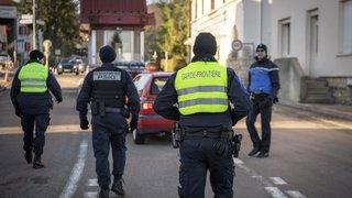Vaste contrôle routier franco-suisse au Brassus et à La Cure