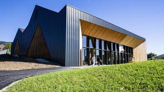 Le Vaud: coup de neuf prévu pour le parking de la salle des Cimes