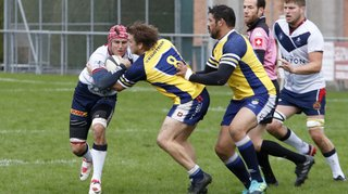 Le Nyon Rugby Club manque le coche