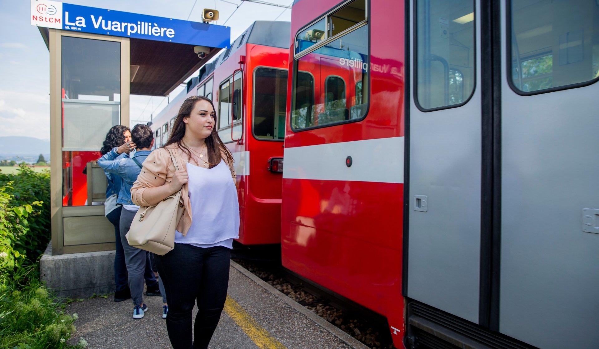 Paroles de pendulaires [2/3]: le train, du temps libre à cultiver