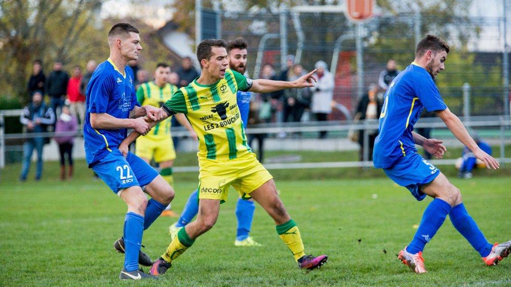 Capitaine de GB, Manu Ribeiro a disputé 250 matches avec l'équipe fanion.