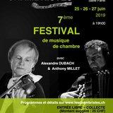 Festival des chambristes avec 2 grands solistes !