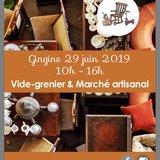 Vide grenier et marché artisanal