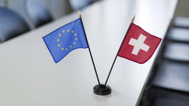 Les relations entre la Suisse et l'Union européenne sont au point mort (illustration).