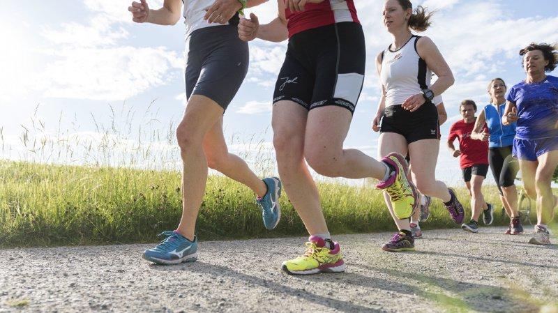 Le coaching téléphonique a produit chez les participants 250 minutes d'activité physique supplémentaires par semaine. (illustration)