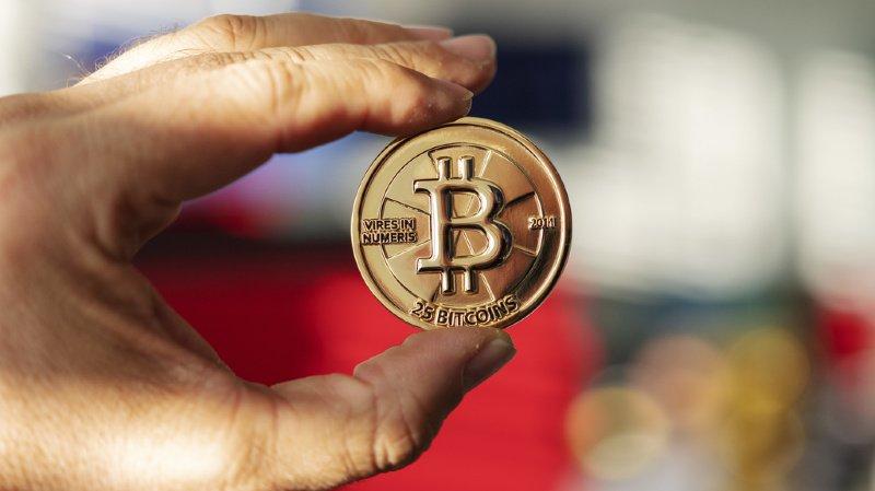 Le bitcoin profite du lancement de l'un des ses principaux concurrents, Libra (illustration).