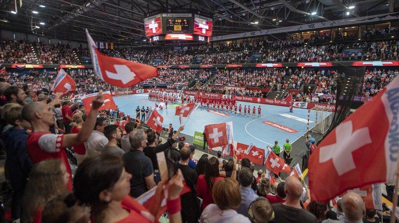 La Suisse s'est qualifiée pour l'Euro 2020 dimanche, malgré sa défaite 32-31 contre la Serbie.