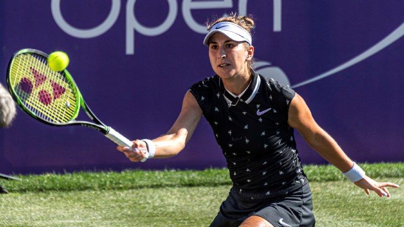 Tennis - WTA à Majorque: Belinda Bencic se qualifie pour les demi-finales