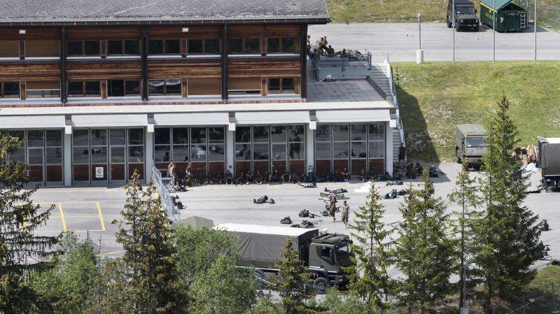 Vaud: des punaises de lit retrouvées dans une caserne de la Lécherette