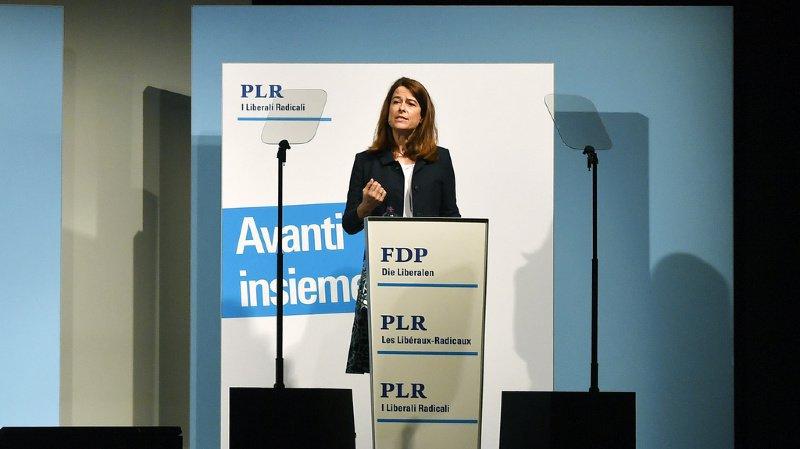 Assemblée de parti: réuni à Zurich, le PLR scelle sa nouvelle politique environnementale