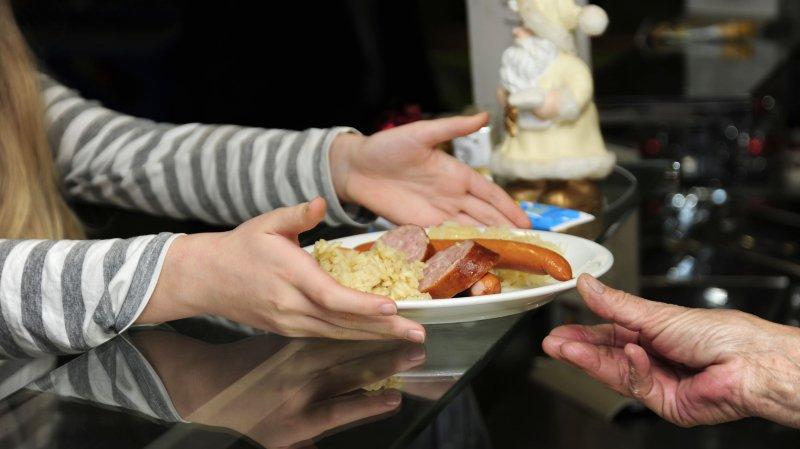 Aujourd'hui, il y a en général chaque jour un plat de viande ou de poisson dans les les établissements de restauration collective publique du canton de Vaud. Une motion demande à y renoncer une fois par semaine.