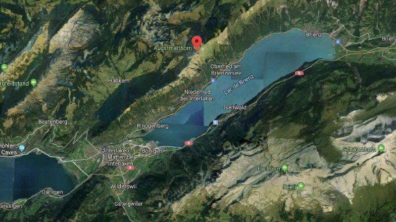 Un randonneur fait une chute mortelle dans l'Oberland bernois