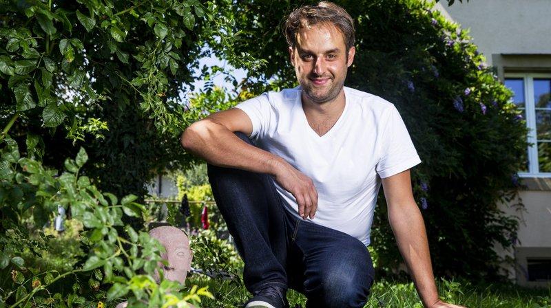 Apples: Simon Romang primé pour son «Charrette!»
