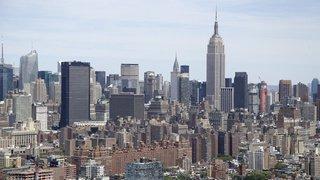 Climat: l'Etat de New York prêt à réduire ses émissions de 85% d'ici 2050