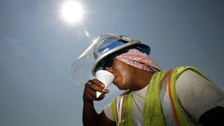 Unia demande la fermeture des chantiers dès 35°C