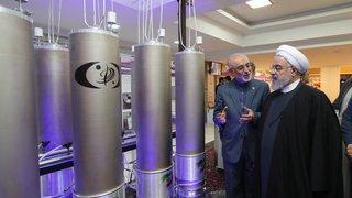 L'Iran va casser l'accord sur le nucléaire en dépassant les 300 kg de stock d'uranium enrichi