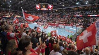 Handball: la Suisse ira à l'Euro pour la première fois depuis 2006