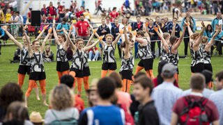 Fête fédérale de gymnastique: environ 200'000 visiteurs ont assisté aux épreuves