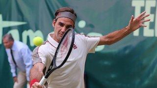 Tennis - Tournoi de Halle: Roger Federer se hisse en finale pour la 13e fois