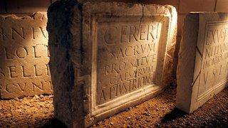 Lausanne: le parc gallo-romain de Vidy fait peau neuve