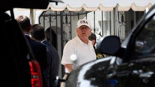 Trump se lance  pour 2020 en Floride