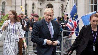 Boris Johnson conforte son avance