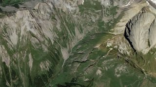 Valais: deux morts dans un accident de planeur au-dessus d'Arbaz