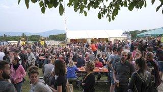 Arnex-sur-Nyon: les organisateurs du Golden Festival sont satisfaits