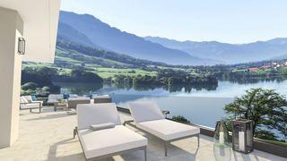 Lac de la Gruyère: 350 millions investis dans un complexe immobilier hôtelier et golfique