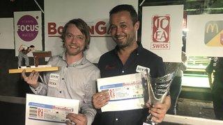 Gland: succès britannique au premier tournoi de Chinese 8-ball