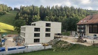 Pourquoi Saint-Cergue reste propriétaire de sa nouvelle école du Vallon