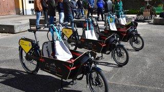 Morges roule aussi pour les vélos-cargos