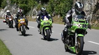Saint-Cergue: 10e rétro moto en images