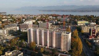 Nyon: le futur quartier de la Suettaz devrait se dessiner dans les urnes