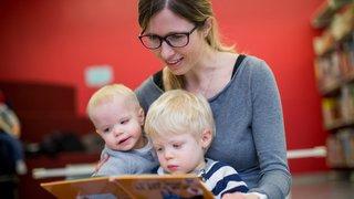 Les enfants qui possèdent des livres vivent plus vieux