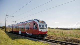 Le Nyon-Saint-Cergue à nouveau entièrement sur les rails