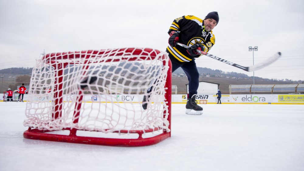 La patinoire a été un succès populaire mais a créé une grosse polémique dans la commune.