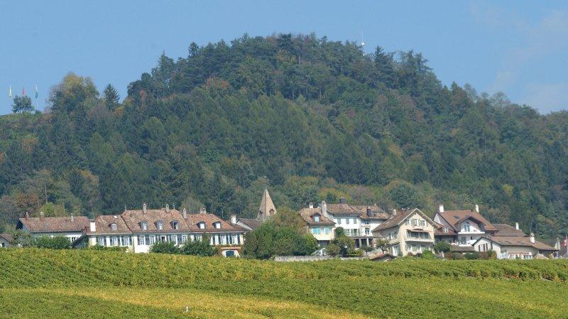 Bougy-Villars sera éclairé au Led dans le futur.