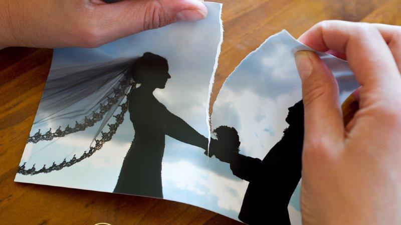Suisse: 2 mariages sur 5 se terminent par un divorce