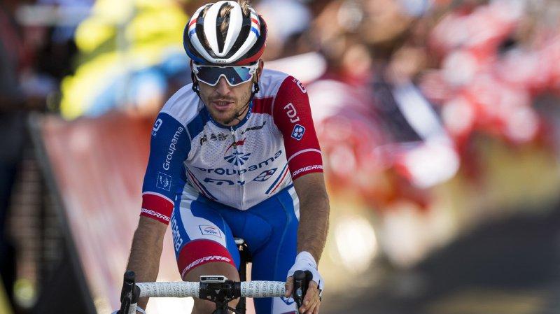 Cyclisme - Tour de France: Sébastien Reichenbach et Stefan Küng seront bel et bien de la partie
