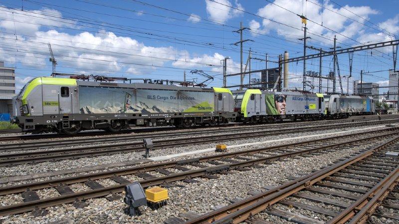 Suisse: le trafic ferroviaire victime de la chaleur