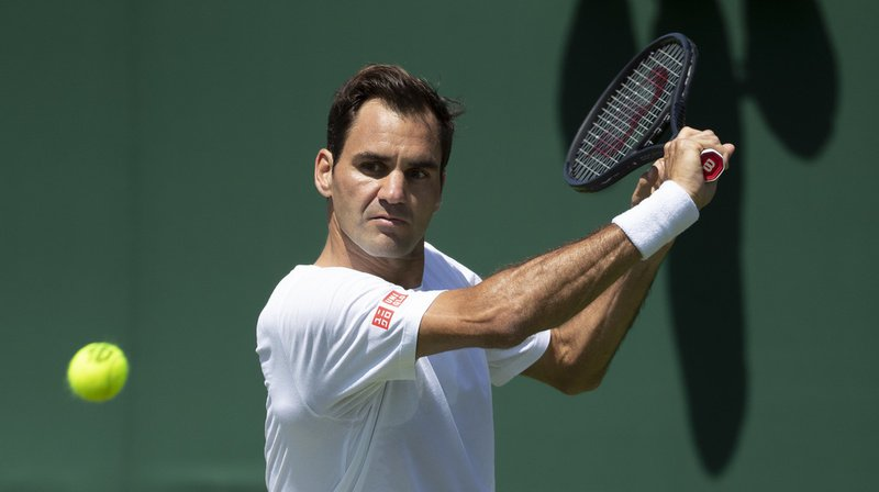 Roger Federer pourrait potentiellement affronter Rafael Nadal en demi-finale du tournoi de Wimbledon.
