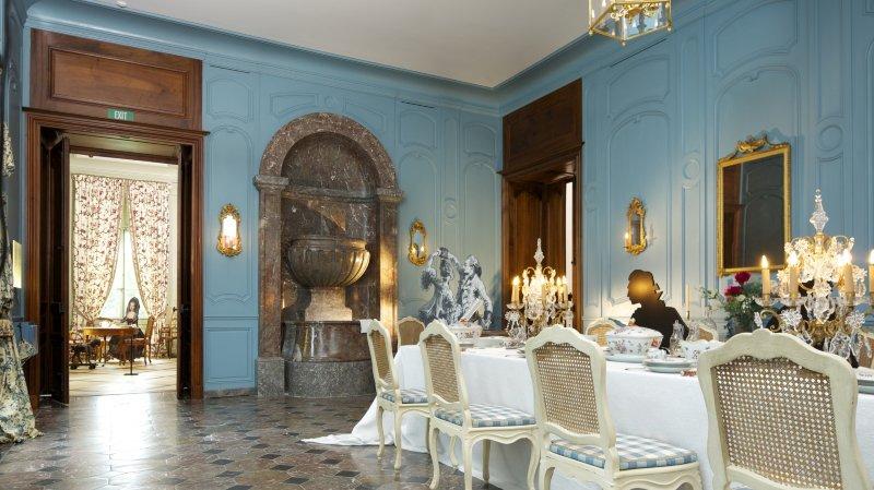 Visite guidée théâtrale de Noblesse oblige!