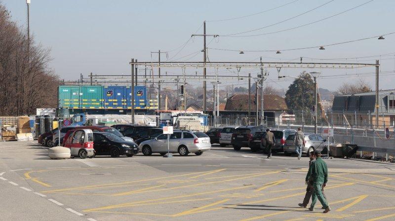 Le groupe Vert'libéral souhaite que la mobilité douce ne soit pas négligée aux abords de la gare.