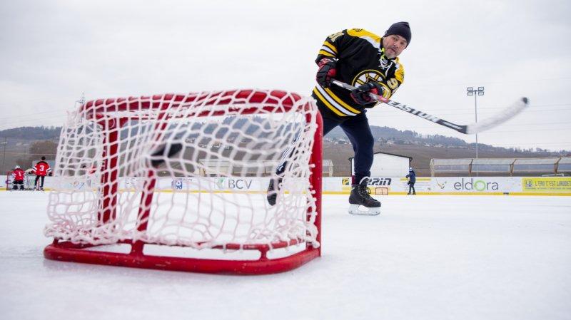 Perroy: la patinoire continue d'embraser les débats au Conseil