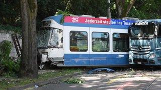 Zurich: quatorze blessés dans une collision entre un tram et un camion